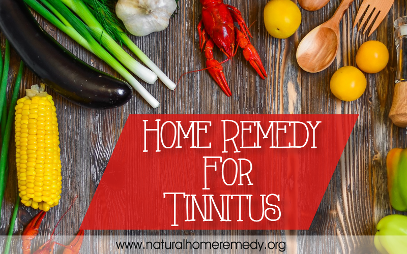 Home Remedy For Tinnitus – Effective Remedies That Work