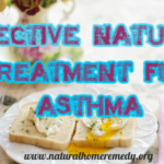 Effective Natural Treatment For Asthma