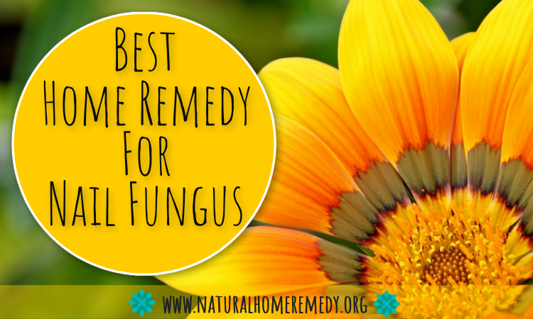 Best Home Remedy For Nail Fungus